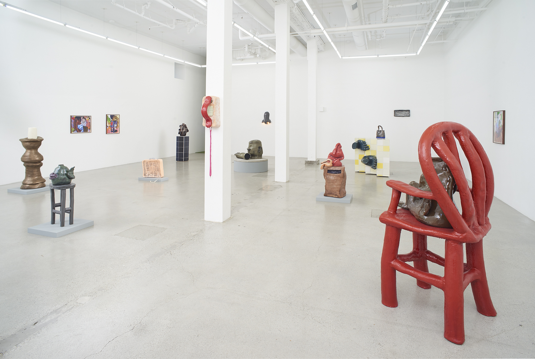 Image for slide Explore the Exhibitions<br>On View This October